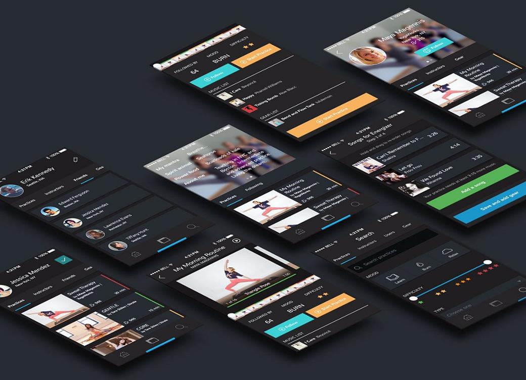 Мобильное программирование
