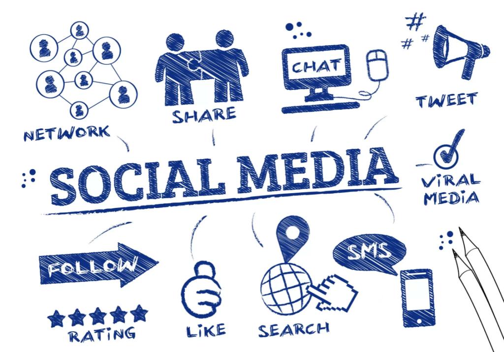 Social media in 2021 - стратегия развития социальных медиа