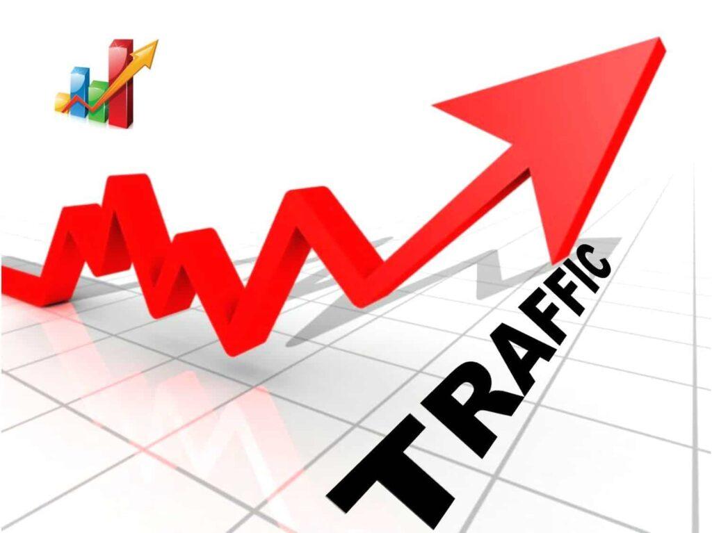 Как правильно нарастить трафик через сео